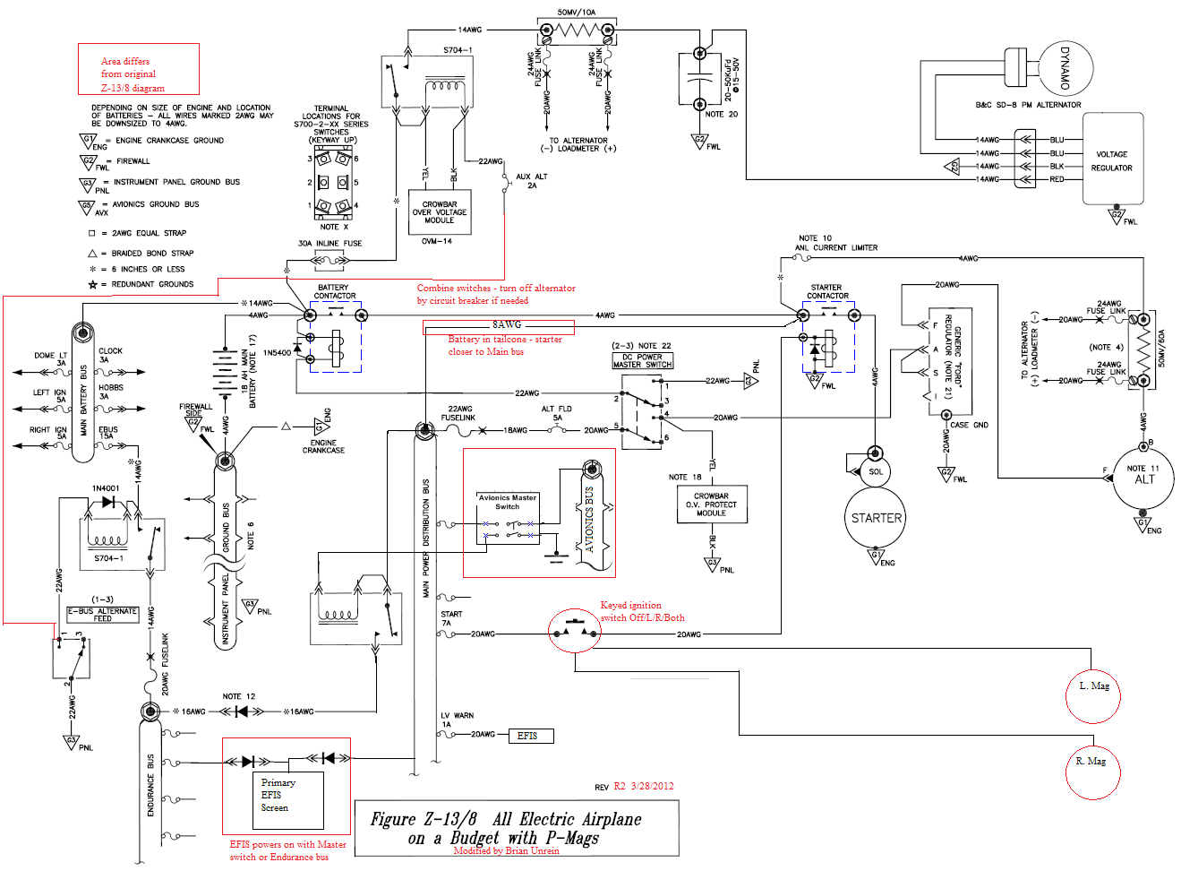 Z13 8R2 N42BU avionics wiring diagrams mike aircraft wiring diagrams \u2022 wiring aircraft ignition switch wiring diagram at bayanpartner.co